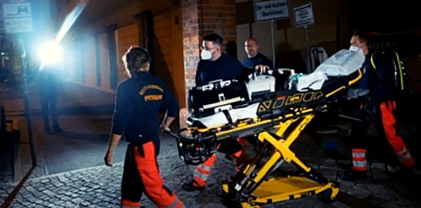 Poczdam: 4 osoby zostały zabite w klinice Oberlin