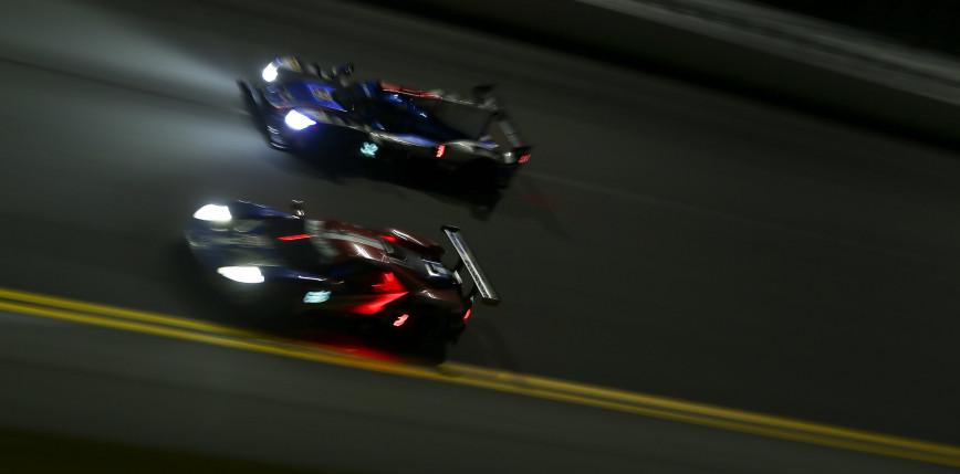 Daytona 24h: ekipa Konica Minolta/Wayne Taylor Racing zwycięża w amerykańskim klasyku