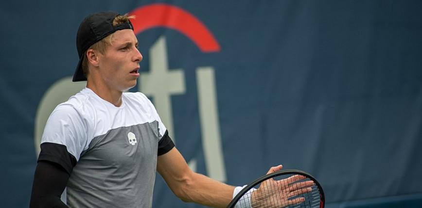 Tenis - ATP Winston-Salem: Iwaszka lepszy od Ymera w finale