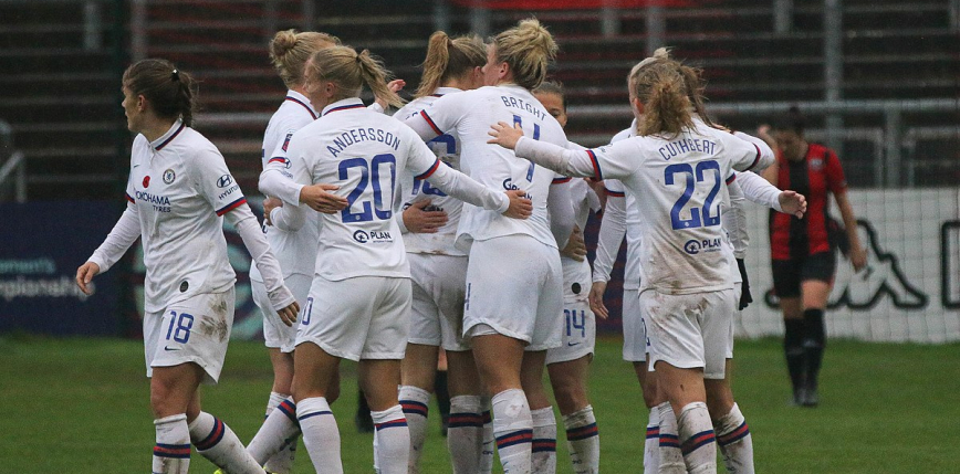 Piłka nożna kobiet: podsumowanie pierwszych spotkań 1/8 finału Ligi Mistrzyń