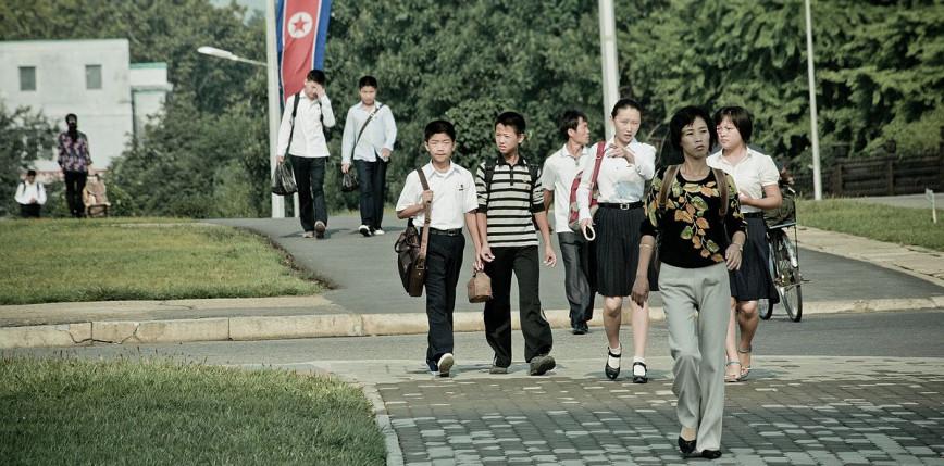 Raport ONZ: ryzyko kryzysu humanitarnego w Korei Północnej