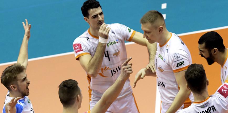 PlusLiga: Jastrzębski Węgiel wygrywa z Vervą!