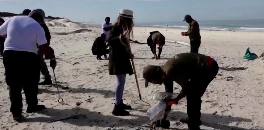 Izrael: katastrofa ekologiczna - wyciek ropy zniezidentyfikowanego statku