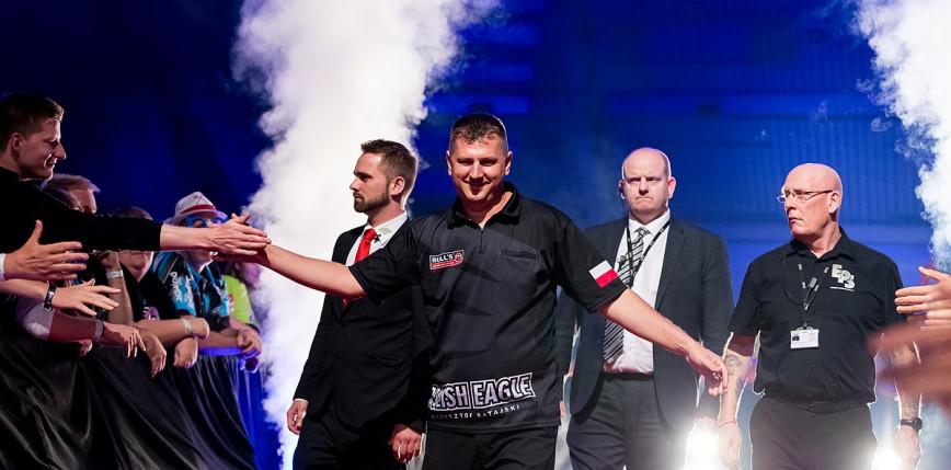 Dart - World Matchplay: historyczny turniej Krzysztofa Ratajskiego!