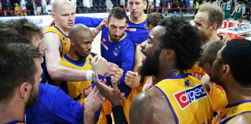 Koszykówka - LM: porażka Stali w pierwszym meczu
