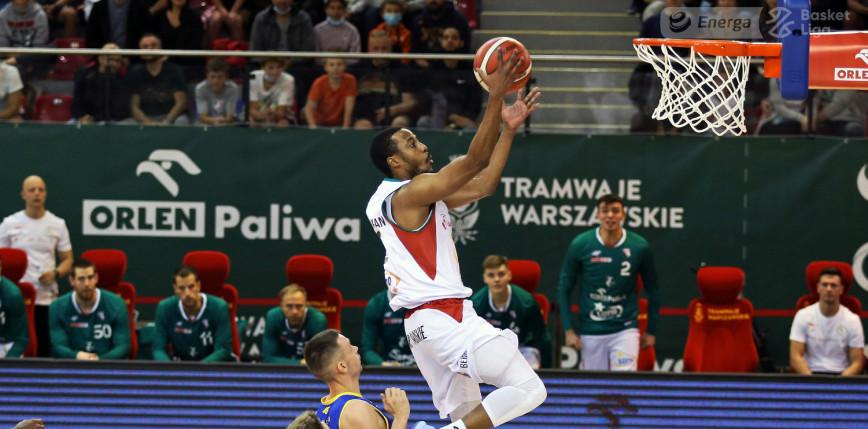 FIBA Europe Cup: zwycięstwo Legii na inaugurację