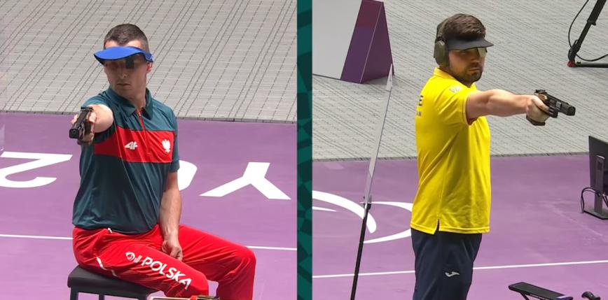 Tokio 2020 - Strzelectwo: Szymon Sowiński srebrnym medalistą!