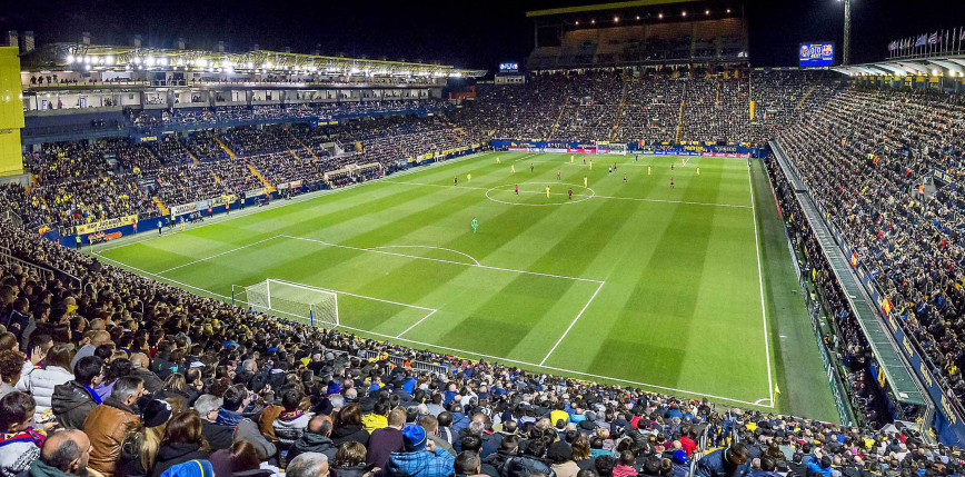 Liga Europy: Villarreal pokonuje Dinamo i awansuje!