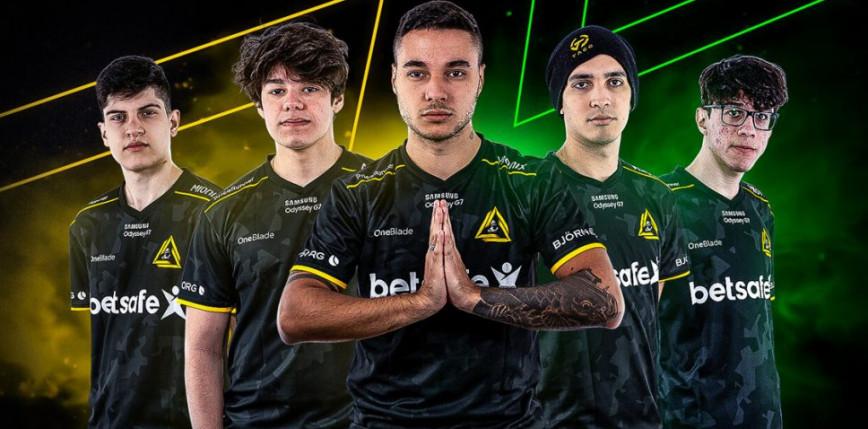 CS:GO: GODSENT tworzy brazylijską piątkę