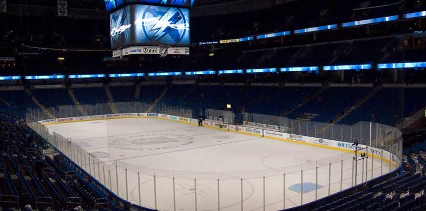 NHL: Tampa Bay Lightning coraz bliżej Pucharu