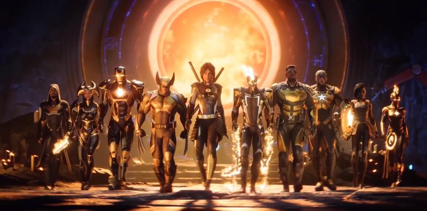 """""""Midnight Suns"""": pierwsza zapowiedź nowej gry Marvela"""