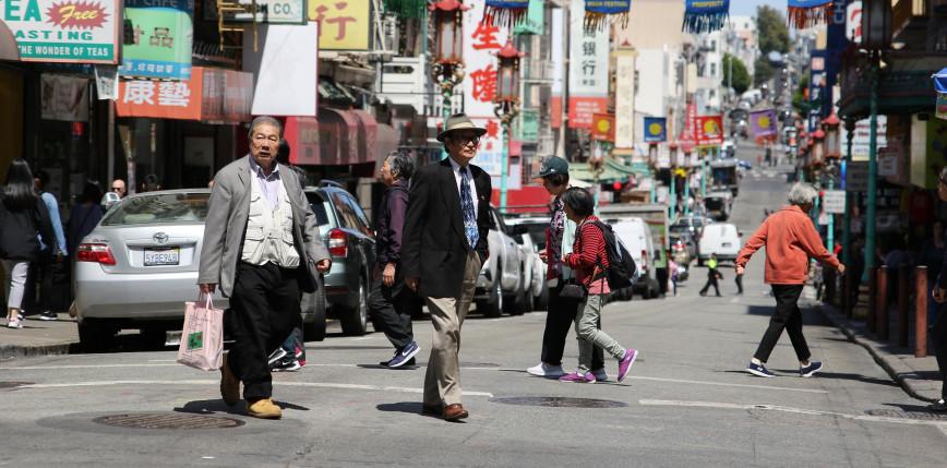 Chiny: wzrost populacji zbliża się do 0% rocznie