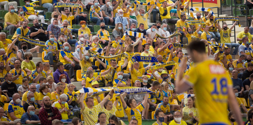 EHF Liga Mistrzów: kielczanie zwycięscy w Zaporożu