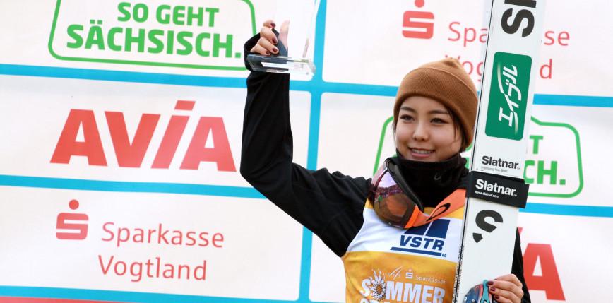 Skoki narciarskie - PŚ: jubileuszowe zwycięstwo Sary Takanashi!