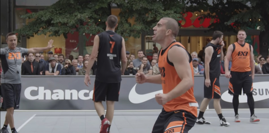 Koszykówka 3x3: rozpad najlepszej drużyny w historii