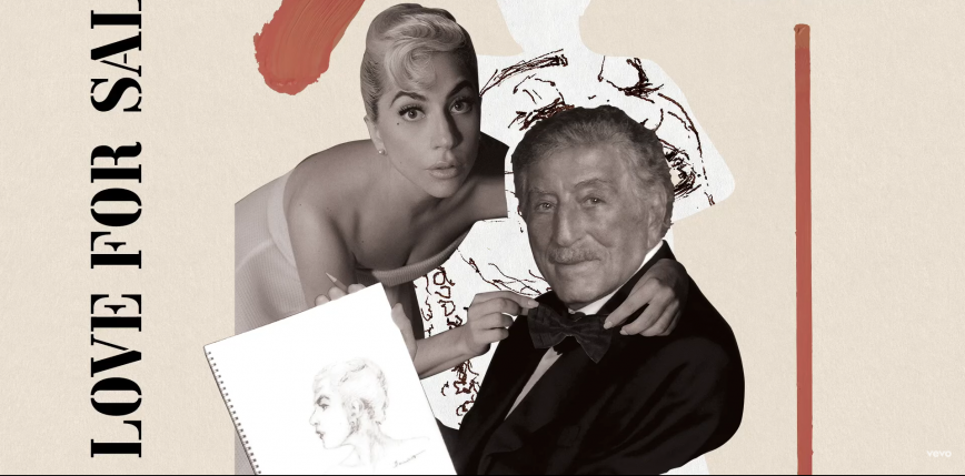Lady Gaga i Tony Bennett nowym singlem zapowiadają kolejny album