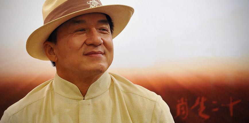 Jackie Chan chce dołączyć do Komunistycznej Partii Chin