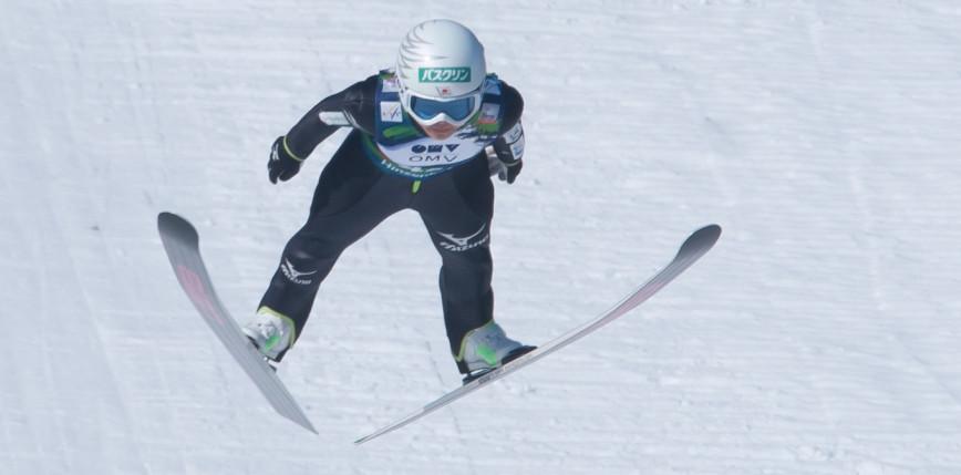 Skoki narciarskie - PŚ: zwycięstwo Sary Takanashi