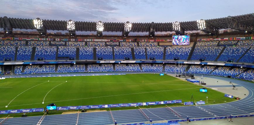 Puchar Włoch: awans Napoli z problemami