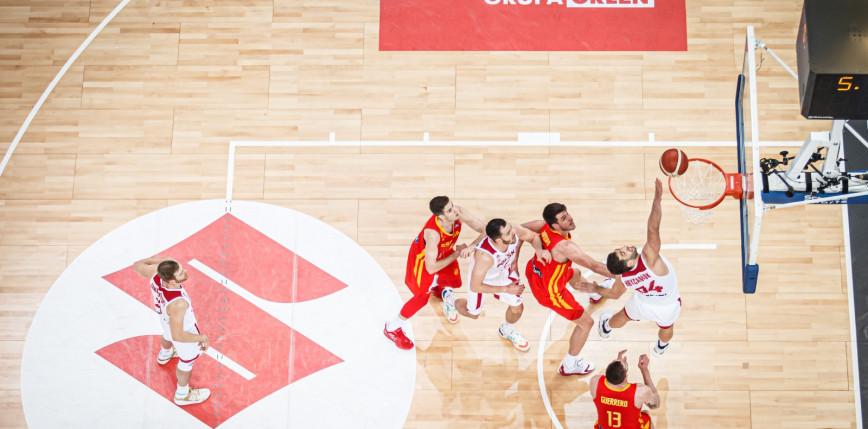 Koszykówka - El. Eurobasketu: porażka Polaków okraszona awansem