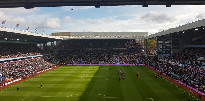 Premier League: Aston Villa – Tottenham w innym terminie