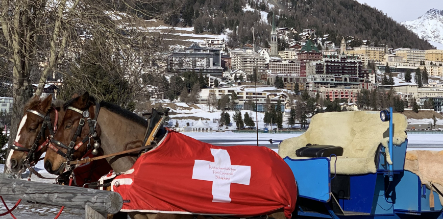 Damien Hirst – niezwykła wystawa w St. Moritz