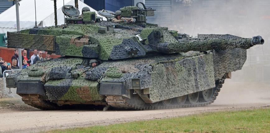 """""""War Thunder"""": wojskowy opublikował tajne plany czołgu"""