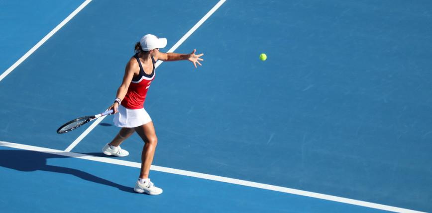 Tenis - Wimbledon: triumf Ashleigh Barty na londyńskich kortach