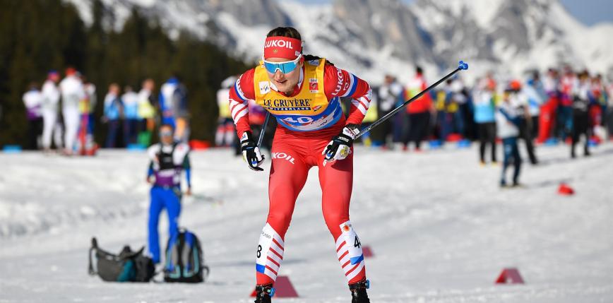 Tour de Ski: Stupak najlepsza w pościgu, kolejne punkty Marcisz