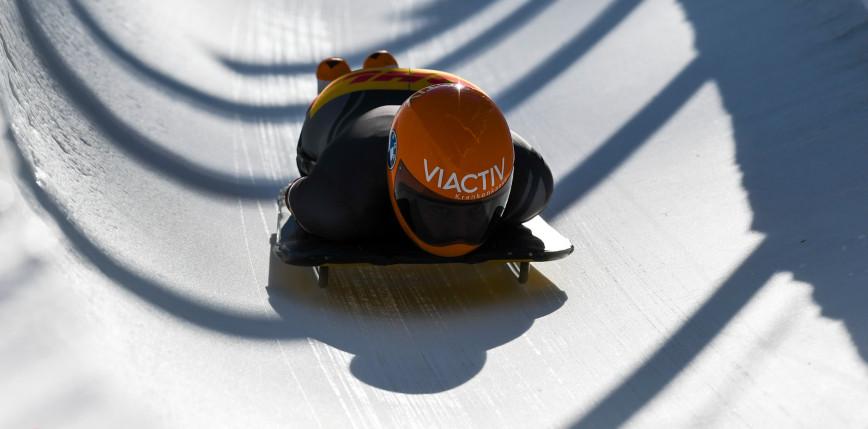 Skeleton - PŚ: Tina Hermann z pierwszym złotym medalem w tym sezonie
