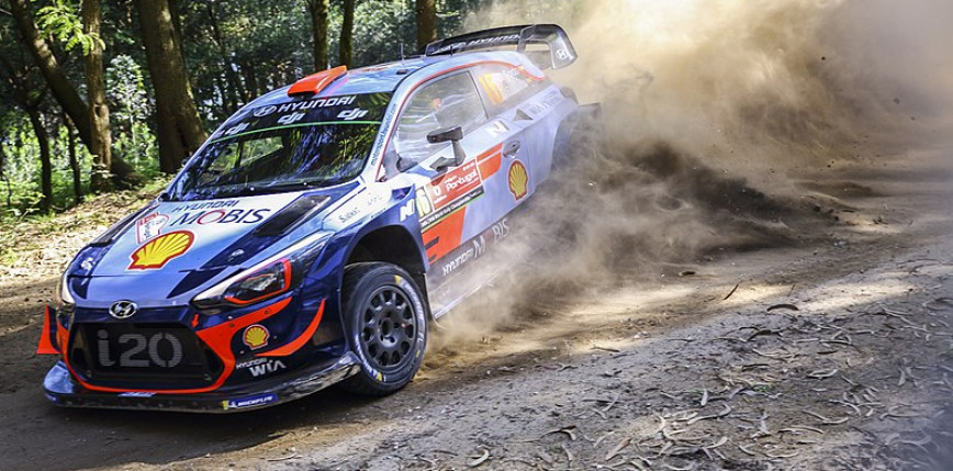 WRC: Déjà vu Tanaka