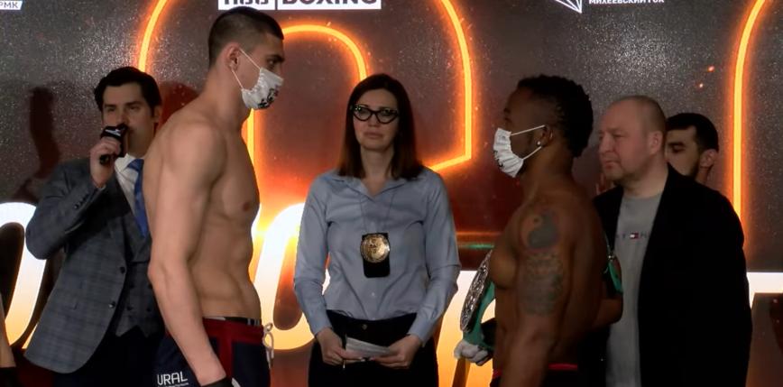 RCC Boxing: Tiszczenko zdeklasowany przez Mchunu - dużo emocji w Jekaterynburgu