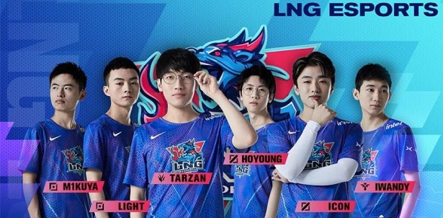 LPL: LNG Esports ostatnią drużyną z awansem na worldsy!