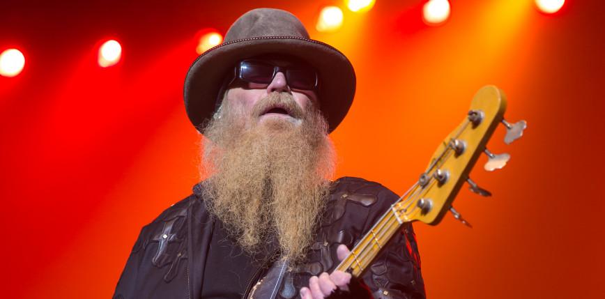 Nie żyje Dusty Hill, basista ZZ Top
