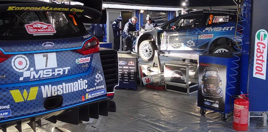 WRC: M-Sport przedstawił pierwsze zdjęcia auta Rally1