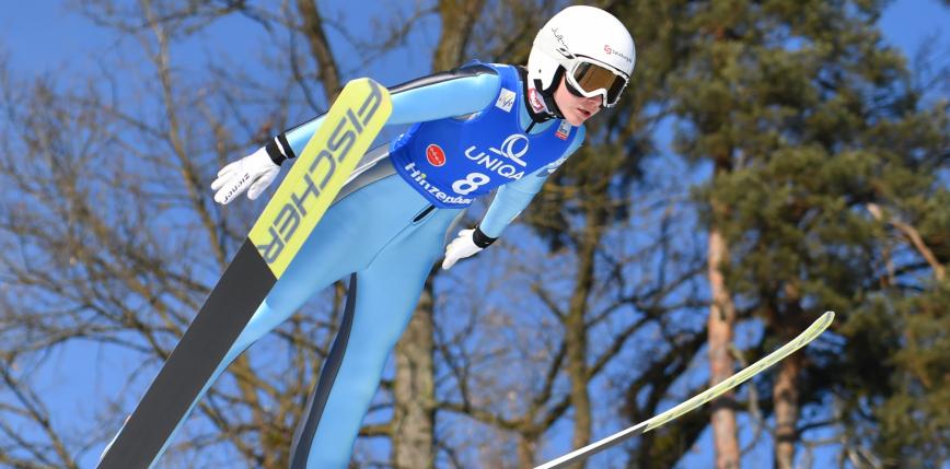 Skoki narciarskie - Blue Bird: Marita Kramer zwycięża w kwalifikacjach