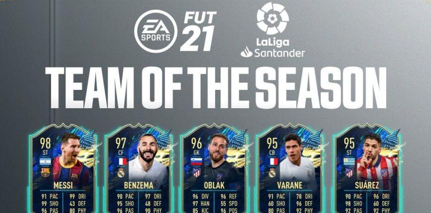 FIFA 21 TOTS: Drużyna Sezonu z La Ligi
