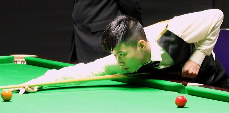 Snooker - WST Pro Series: pewny triumf Xintonga, comeback Dale'a w decydującym meczu