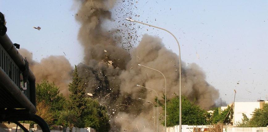 Afganistan: co najmniej 25 osób zginęło w wyniku wybuchu samochodu pułapki