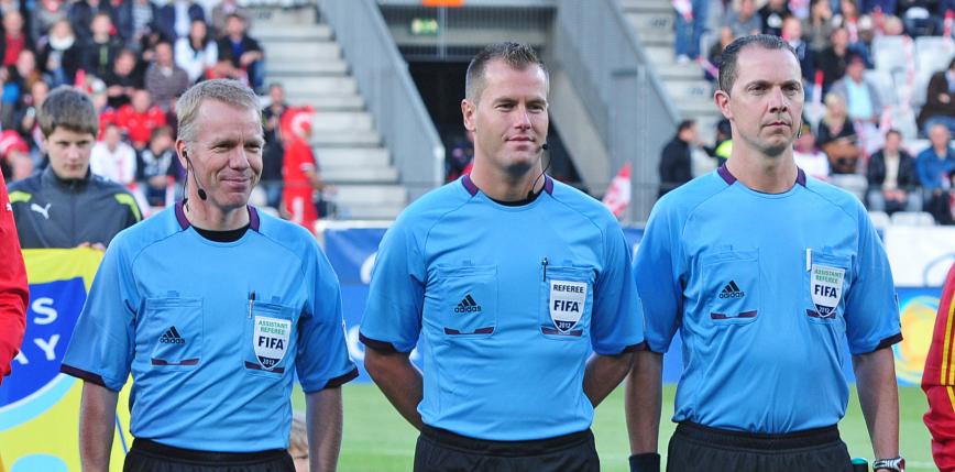 Euro 2020: Danny Makkelie sędzią meczu otwarcia
