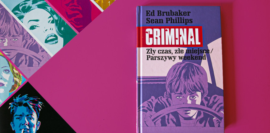 """Criminal"", tom 4 [RECENZJA]"