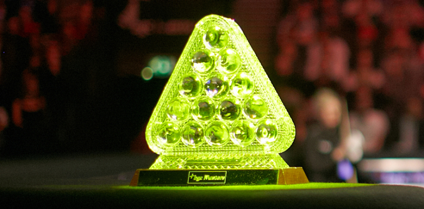 Snooker: Masters przeniesiony do Milton Keynes