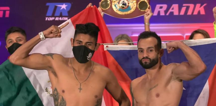 Top Rank Boxing: Navarrete obronił pas, przerwana seria Berlangi