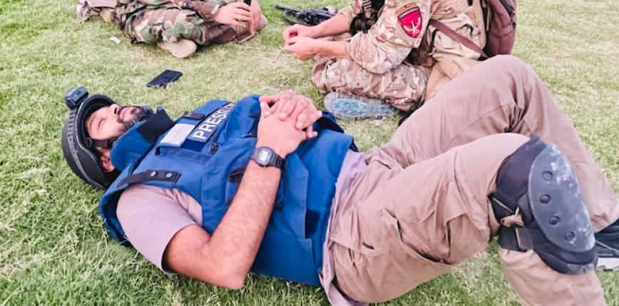 Afganistan: zginął indyjski fotoreporter
