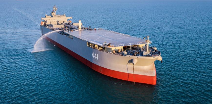 USA monitorują dwa irańskie statki na rzekomej trasie do Wenezueli