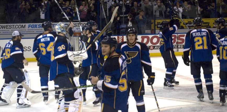 NHL: wstydliwa porażka Minnesoty Wild, Ryan O'Reilly z hattrickiem