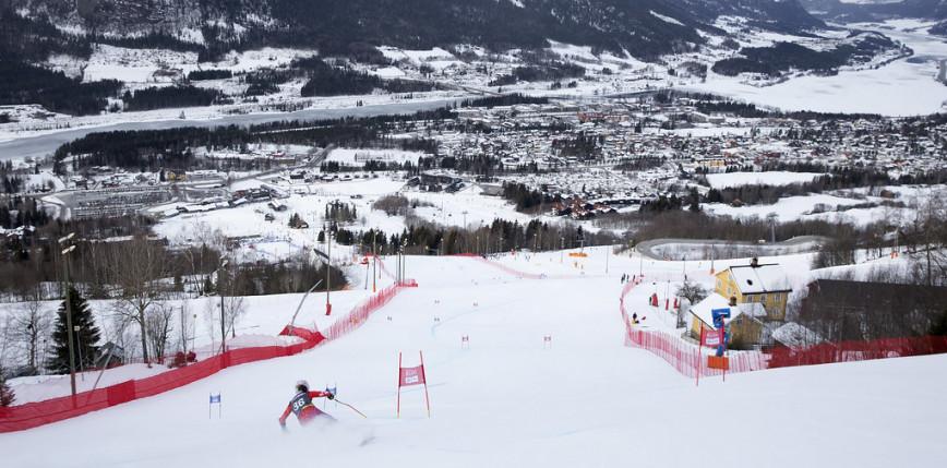 Narciarstwo alpejskie - MŚJ: podium supergiganta zmieściło się w pięciu setnych sekundy