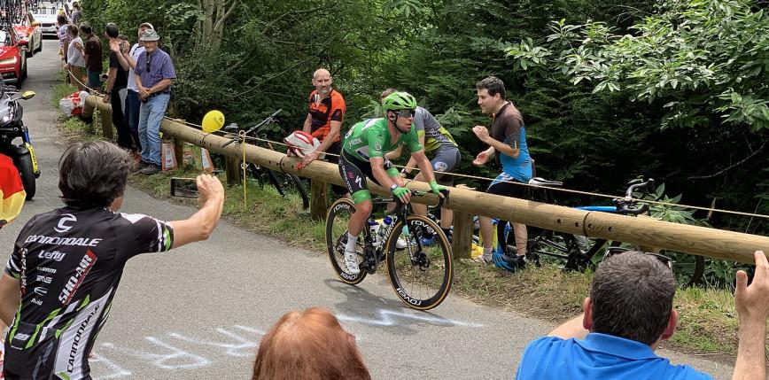 Tour de France: Cavendish po raz trzeci