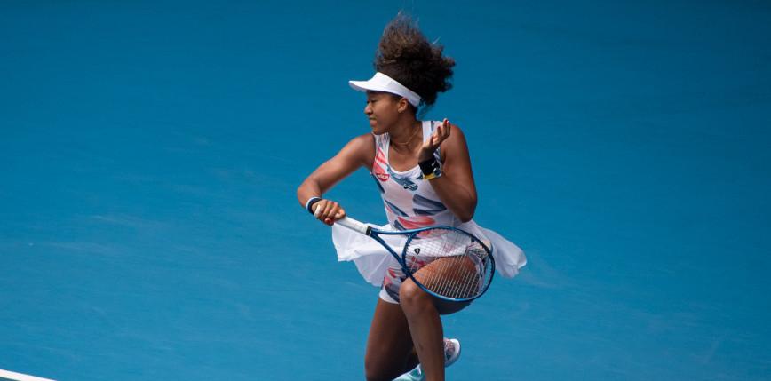 Tenis - US Open: mistrzyni za burtą, sensacyjny Tsitsipas