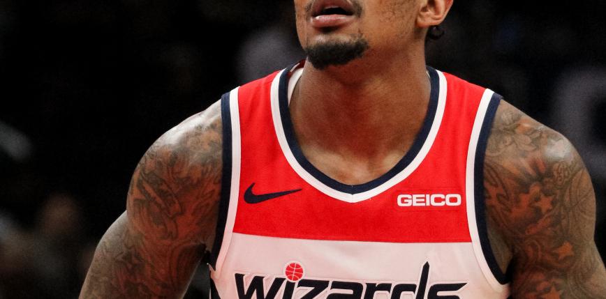 NBA: Wizards zaskoczyli w meczu z Clippers, Bucks i Heat w  świetnej formie